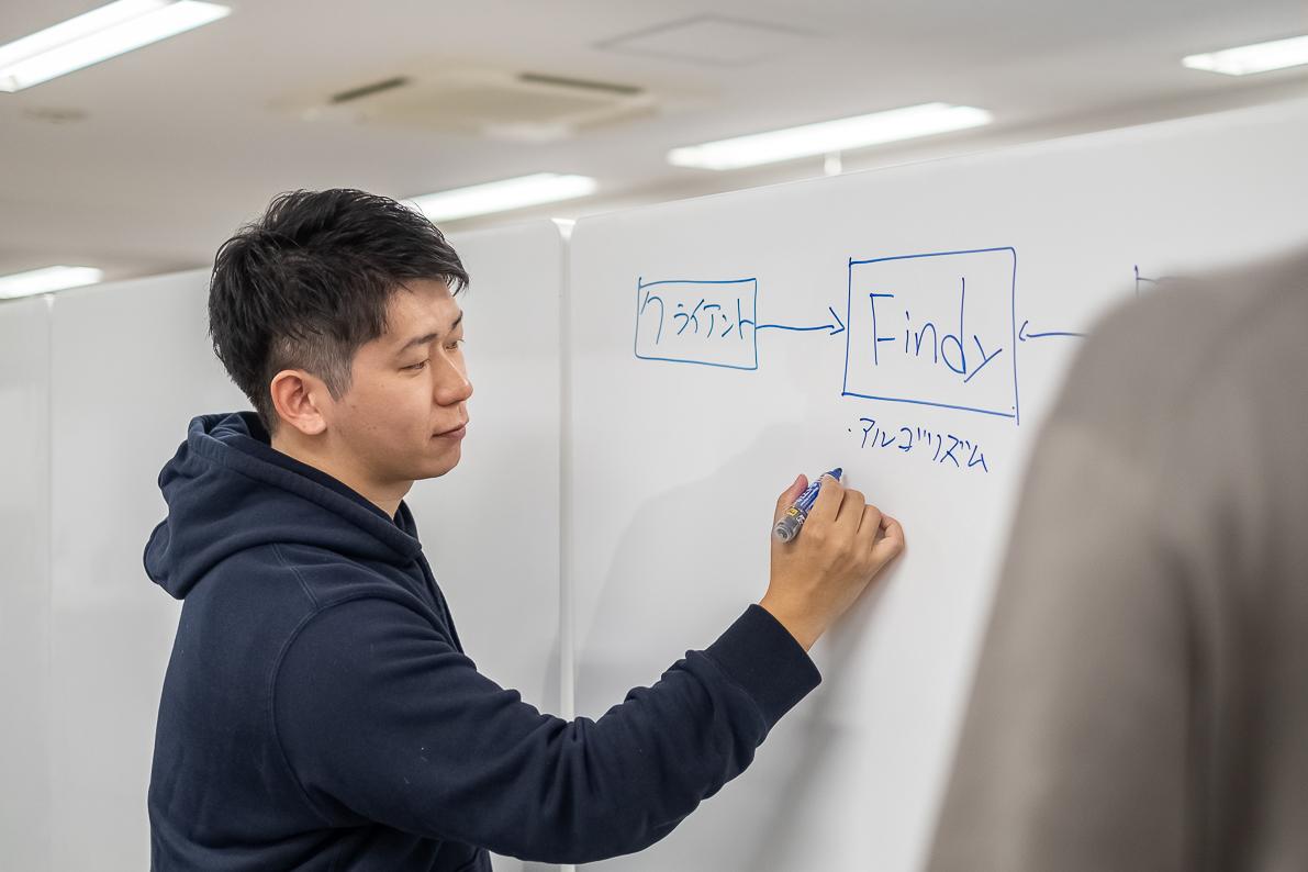 機械学習エンジニア