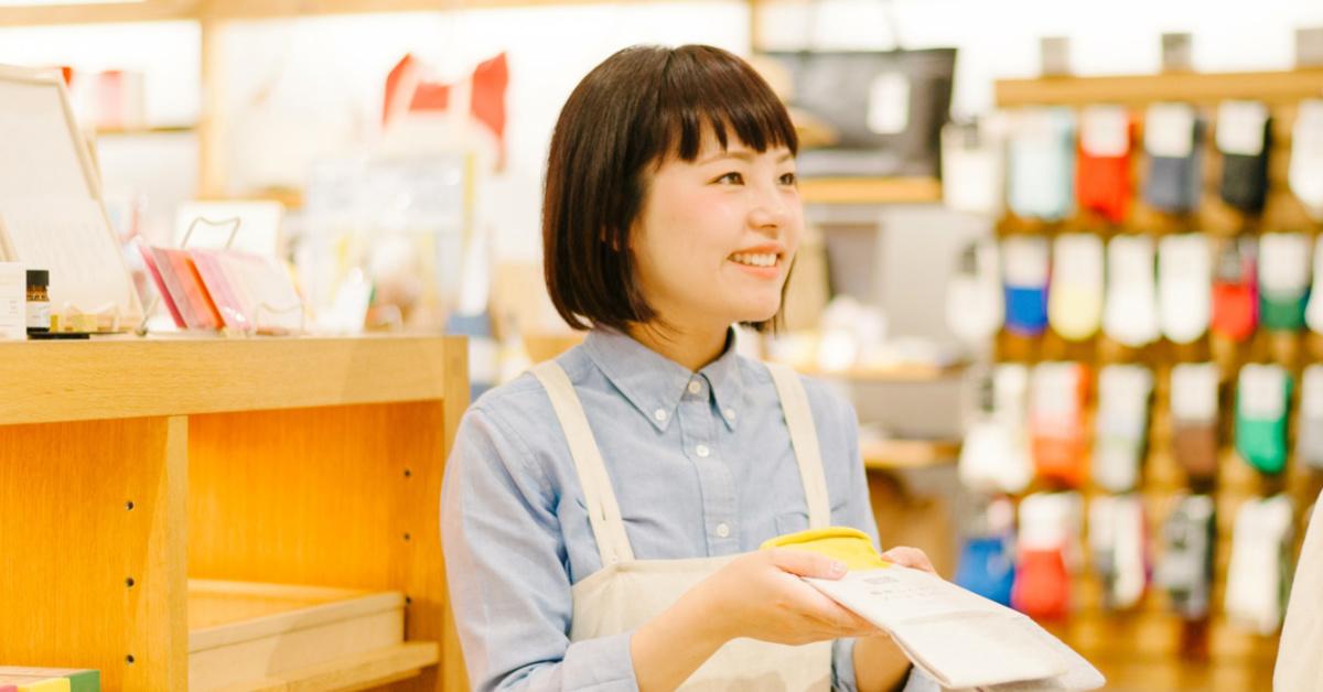 中川政七商店 札幌ステラプレイス店 生活雑貨の販売スタッフ 準社員/アルバイト