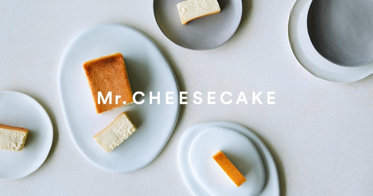 [Mr. CHEESECAKE]生産管理