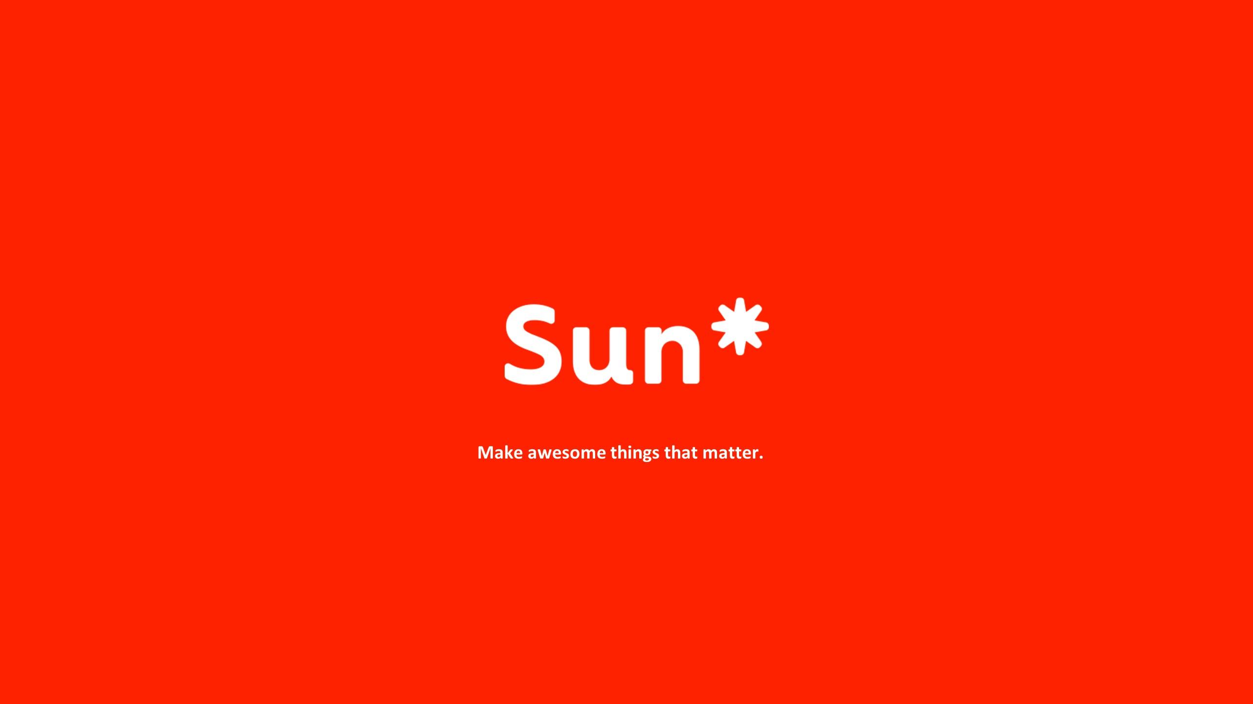 Sun*オープンポジション